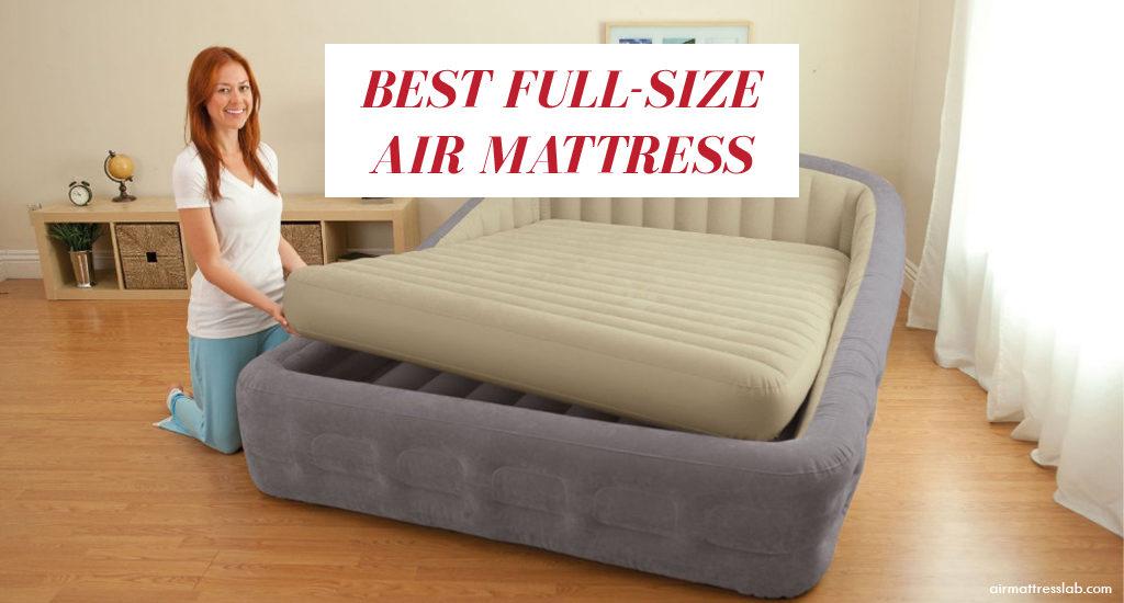 Best Full-Size Air Mattress