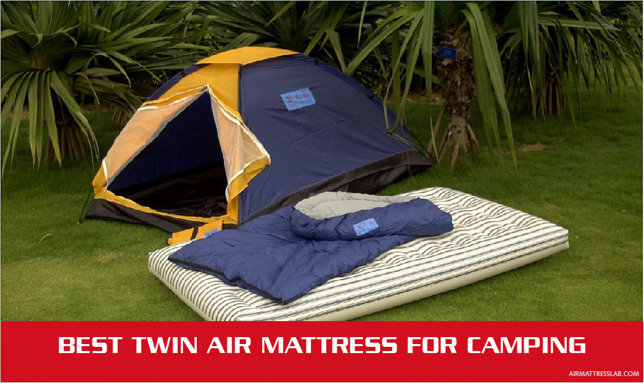 Twin Air Mattress for Camping