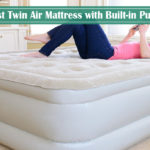 8 Best Twin Air Mattress with Built-in Pump 2021