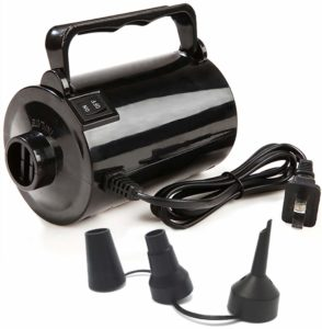 Gifts Sources Electric Air Mattress Pump for Camping