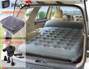 PAVONI Car Inflatable Air Camping Mattress