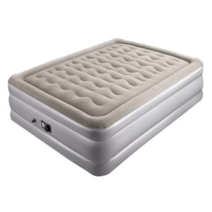 Sable Full-size Air Mattress, Inflatable
