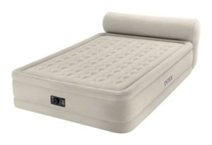 Intex Air Mattress with Headboard 60x90