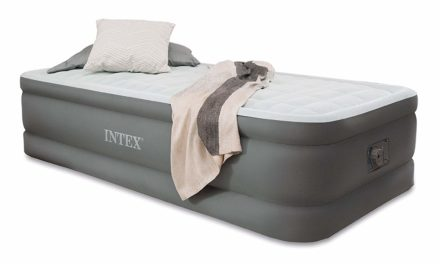IntexPremAire Queen Air Mattress Review 2021