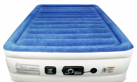 SoundAsleep CloudNine Series Air Mattress Review 2021