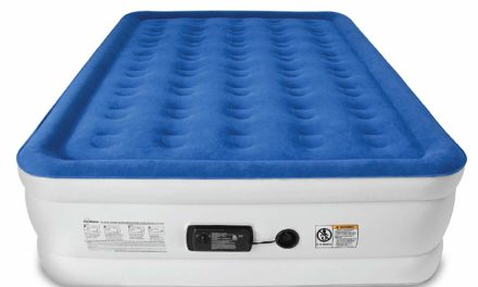 SoundAsleep Dream Series Air Mattress with ComfortCoil Review 2021