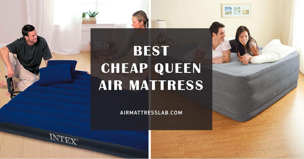 BEST CHEAP QUEEN AIR MATTRESS