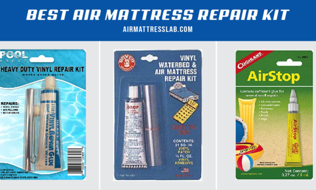 8 Best Air Mattress Repair Kit Review in 2020
