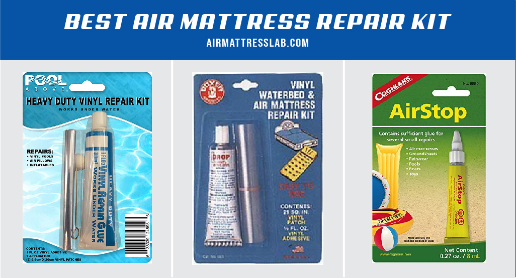 8 Best Air Mattress Repair Kit Review in 2021