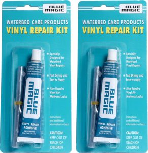 Blue Magic Air Mattress Vinyl Repair Kit