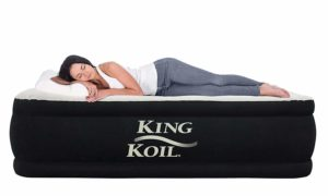 King Koil Twin Air Mattress for Back Pain
