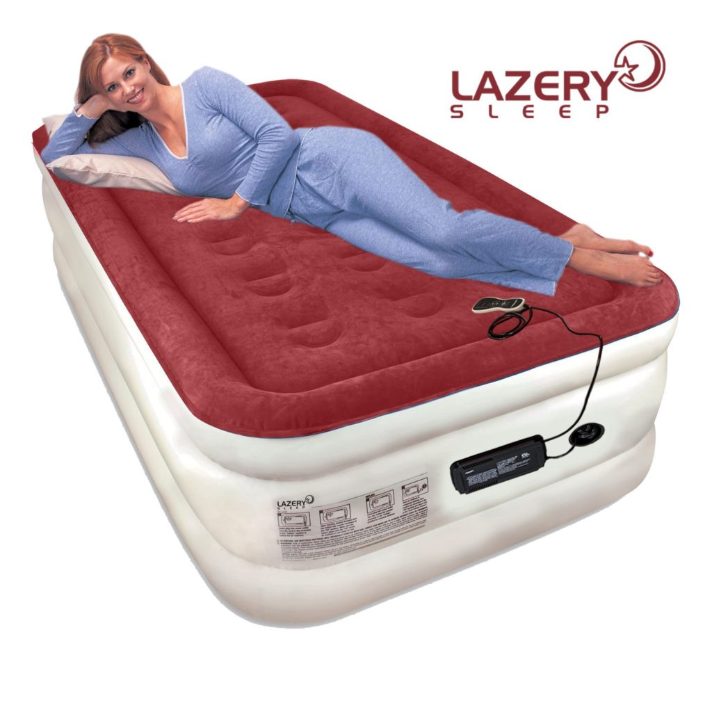 8 Best Never-Flat Air Mattress You Can Buy in 2021 - Air ...